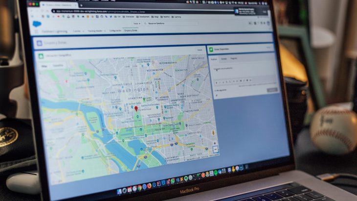 Googleマイビジネスのストリートビュー
